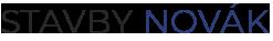 Stavby Novák Logo